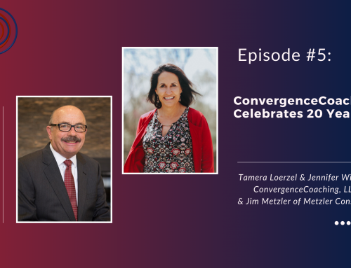 Inspired Ideas Podcast: Episode 5 – ConvergenceCoaching Celebrates 20 Years