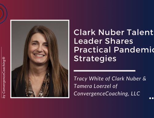Inspired Ideas Podcast - Clark Nuber Talent Leader Shares Practical Pandemic Strategies with Tracy White