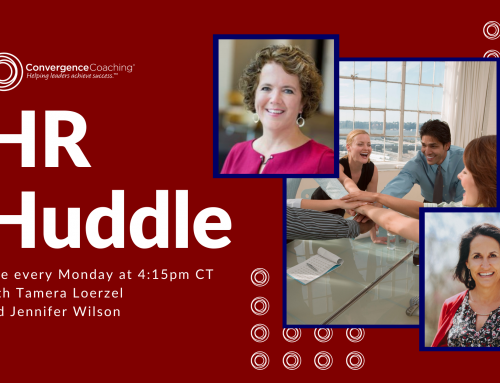 HR Huddle: Networking in a Hybrid Environment