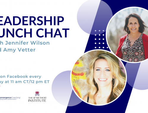 Leadership Lunch Chat: The Transformative Properties of Generosity at Your Firm