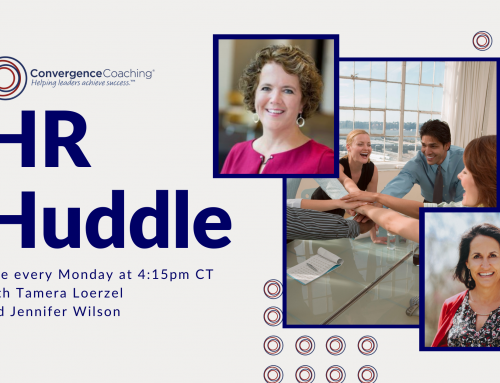 HR Huddle: Being Open to Feedback