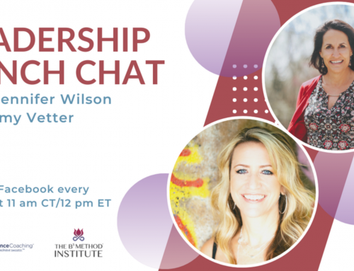 Leadership Lunch Chat: Visualize the Future of Your Firm by Embracing Change