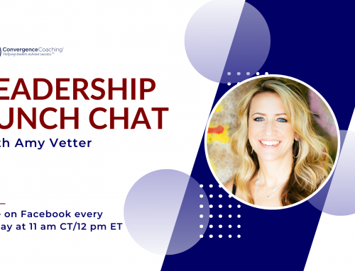 Leadership Lunch Chat: Strategies to Be More Mindful in the Workplace
